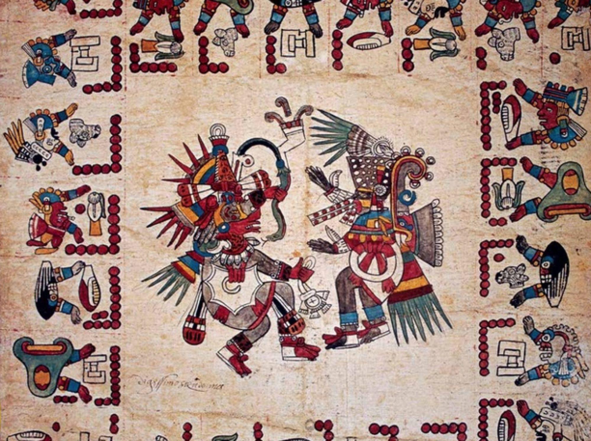 Recapitulación Mexica